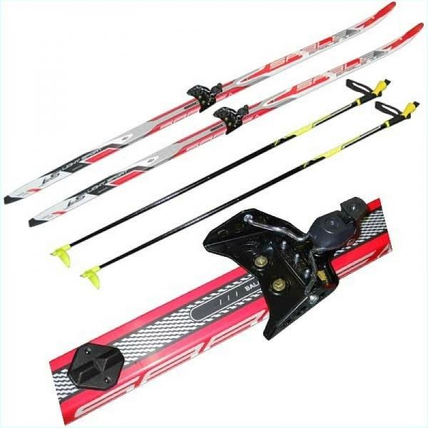 Лыжи беговые и снаряжение
